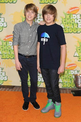 Gwiazdy: Dylan and Cole Sprouse