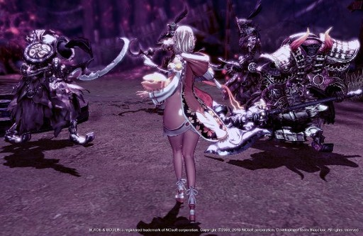 Blade And Soul Bay Lee