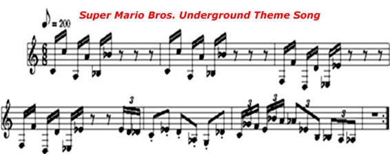 Games Super Mario | Juegos deMario: Top 20 Mario Games Songs List