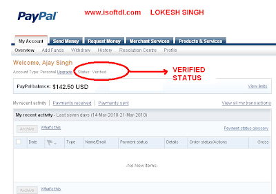 How to Verify PayPal without Credit Card or Debit Card