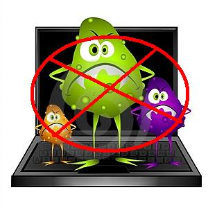 stop virus attack, prevent from trojans
