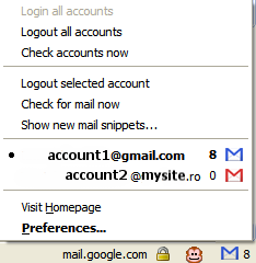 Switch Between Your Gmail Accounts