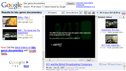 Google Operating System: April 2008