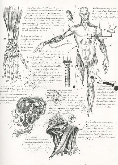 Gris Grimly's Frankenstein: June 2010