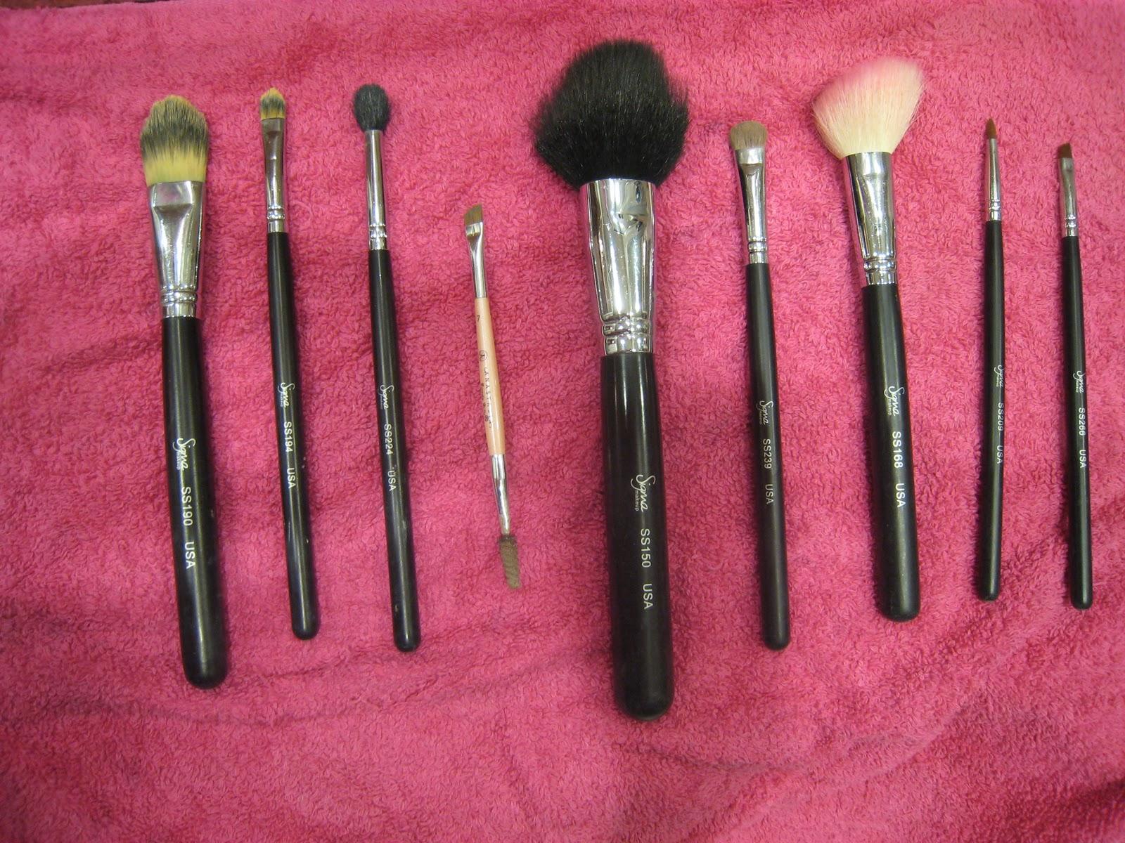 Sigma usa brushes