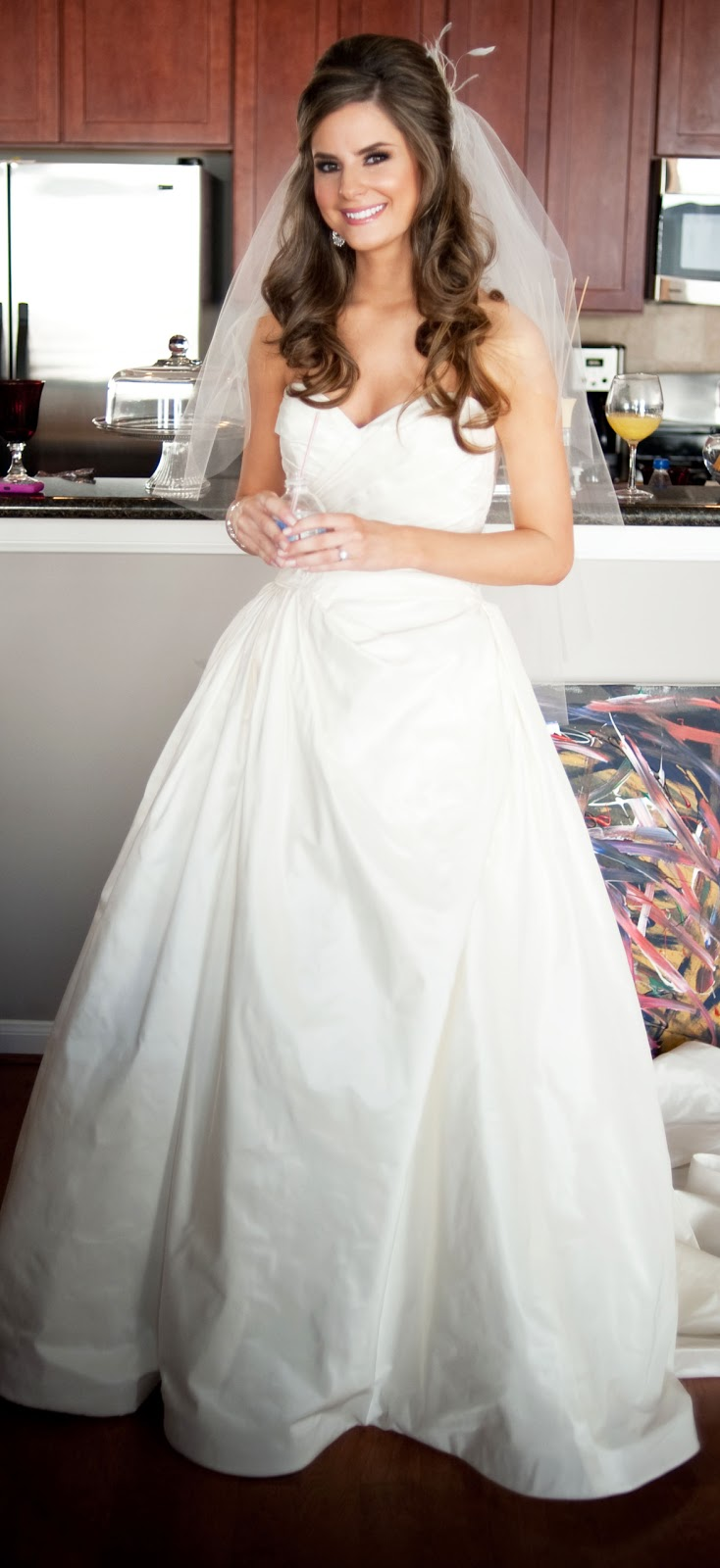 Getting personal why i had a breast augmentation for Wedding dresses for small breasts