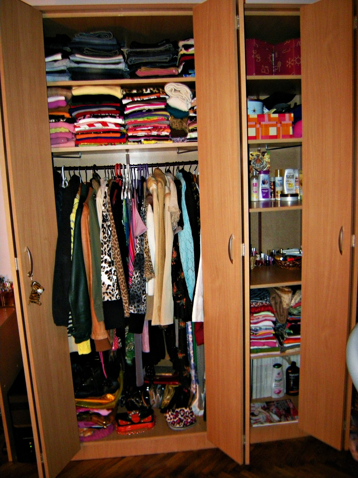 My Dream Closetand Situation In Mine