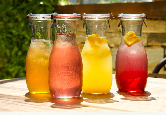 German Juice Jars