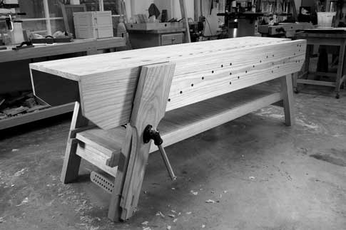 Woodnet Forums What Do You Think Of Paul Sellers Workbench
