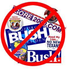 George+Bush+Al+Gore