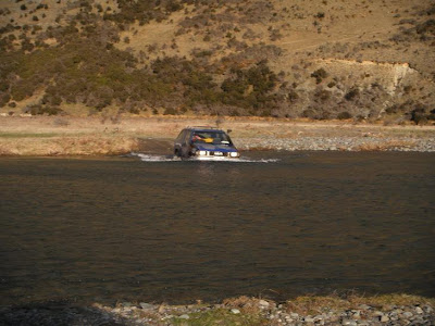 Swansea To Nz Mavora Lakes Part 1