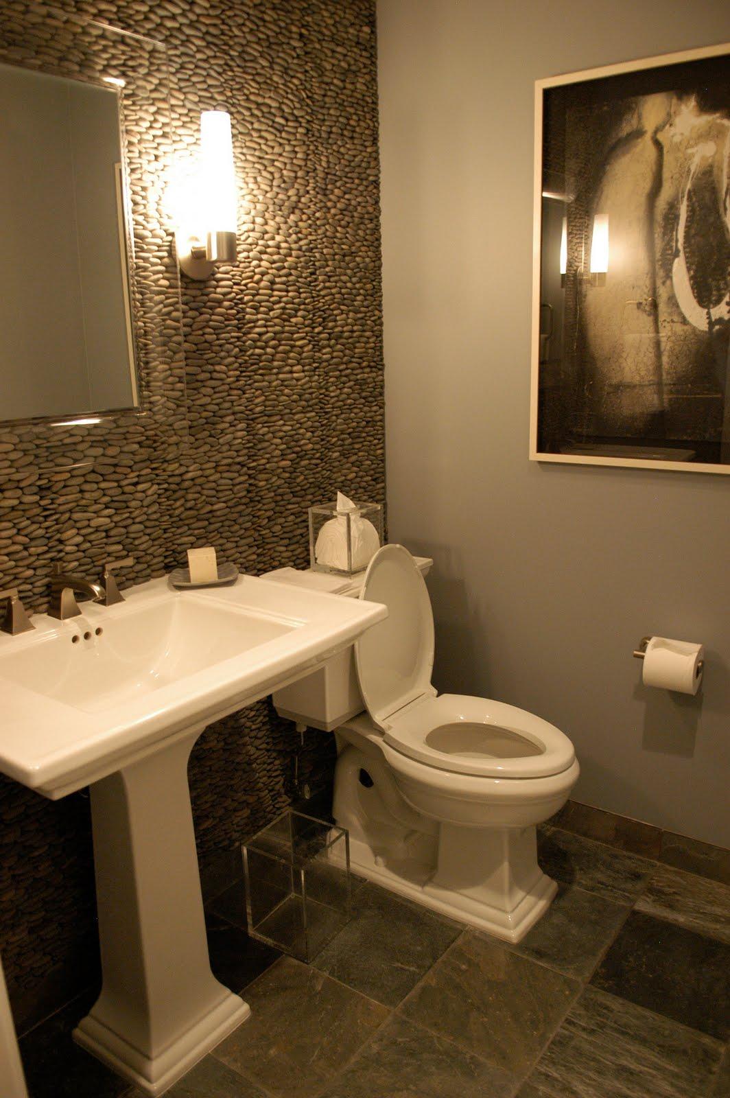 Tiny Powder Rooms | Joy Studio Design Gallery - Best Design