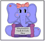 Ellephantastic  Cards and Crafts will be sponsoring us every third sunday of each month