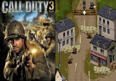 Call of duty 3 - Java games jar download