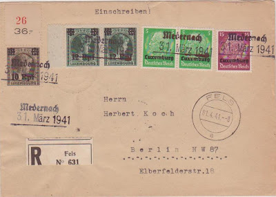 Luxembourgian Philately 2007