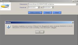 alloggiati Nuovi screenshots del software
