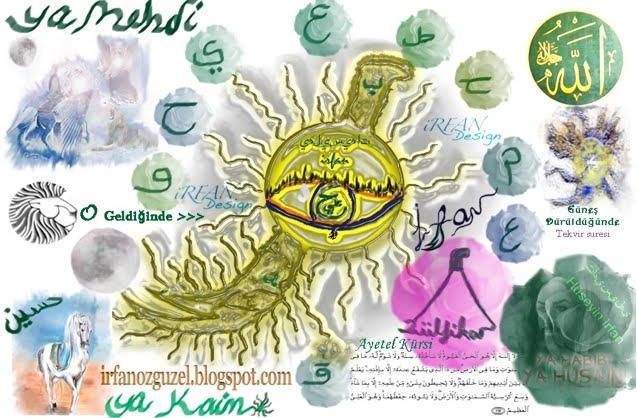 AHMED S.a.a.v YA HABiBi GELSiN ARTIK KAiM MEHDi