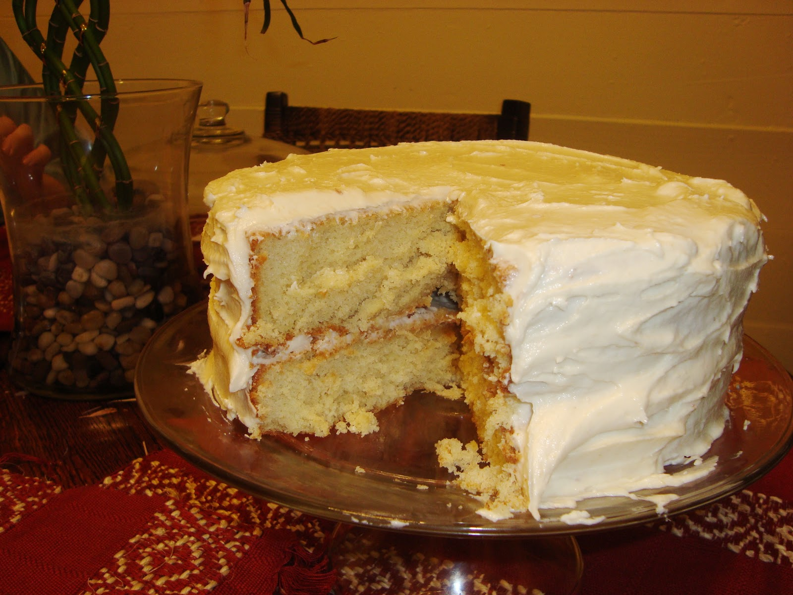 Shortened Cake Recipes