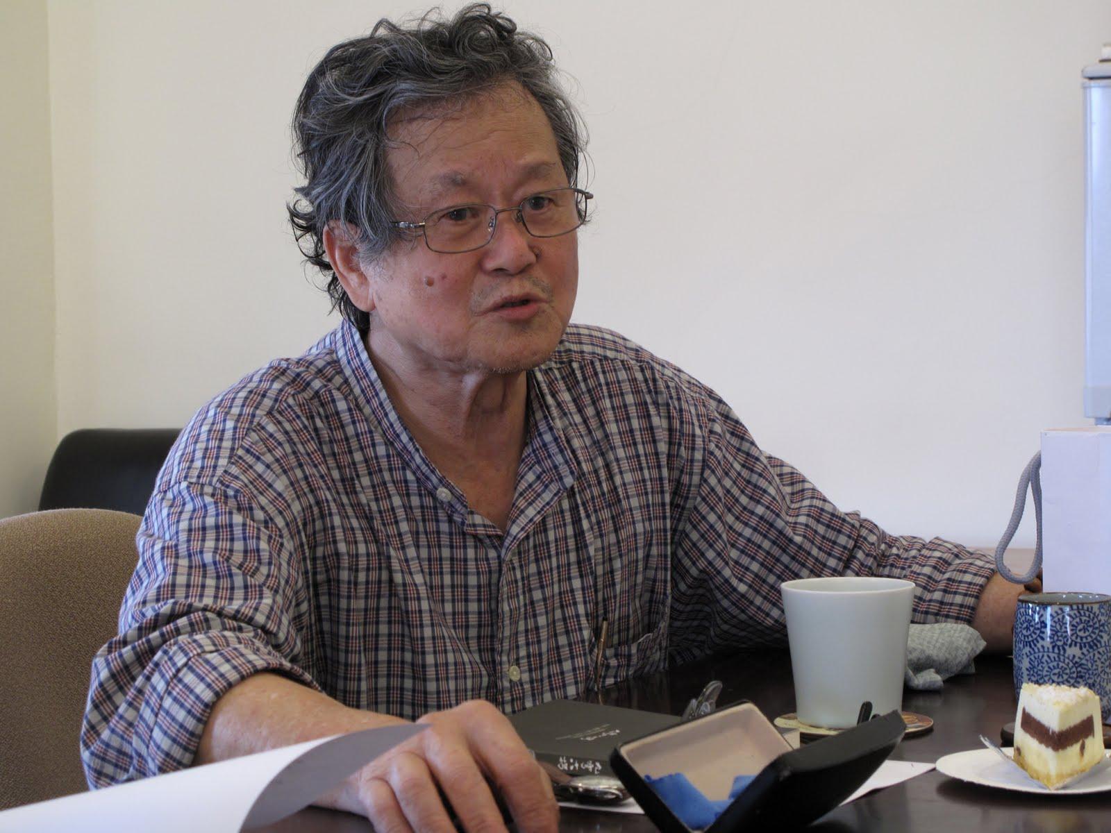 活動報導 藝想世界: 在秋天遇見黃春明──北藝大駐校文學家