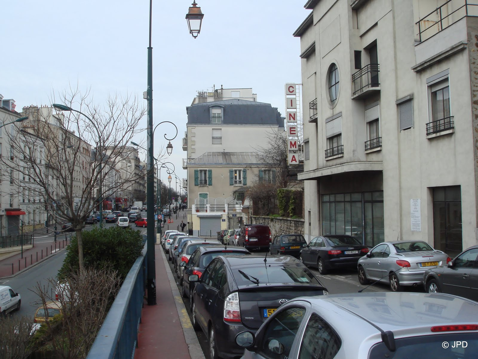 Ciné-Façades: Capitole (Saint-Maurice - 94)