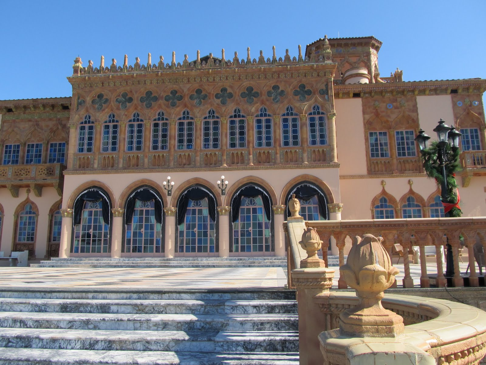DreamFever John and Mable Ringling Mansion Ca d Zan