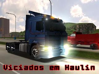 scania 113 frontal para haulin