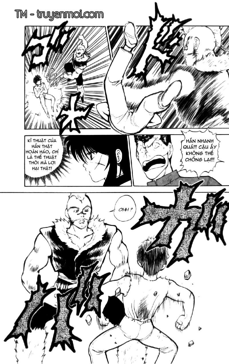 Hành trình của Uduchi chap 058: võ sĩ túy quyền trang 16