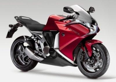 2011 Honda Vfr 1000cc - 1200cc V4 Engine Specs features and