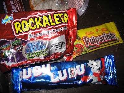 Candy latina