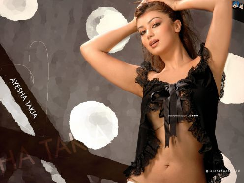 Can not ayesha takia bikini photo