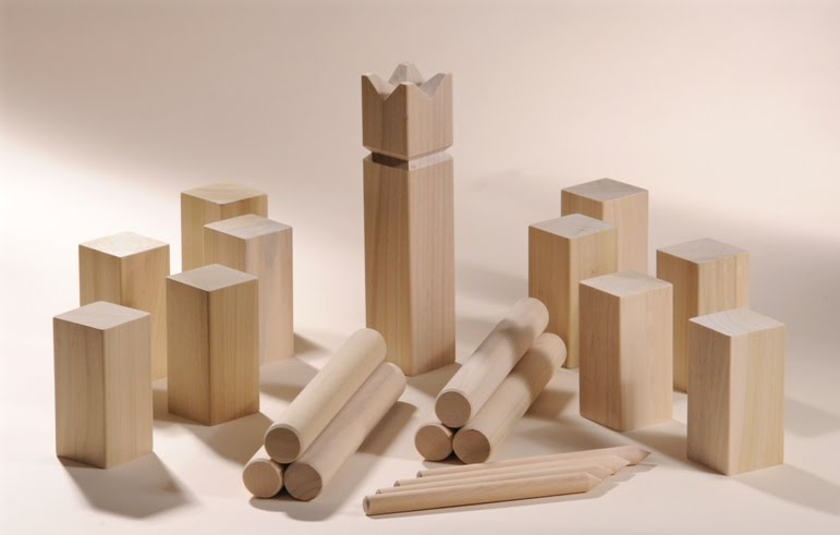 Experience Points: Kubb and Transparency