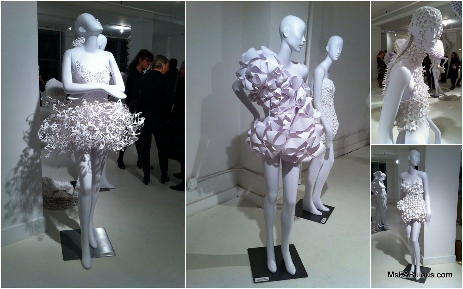 Ms Fabulous Pratt Paper Ralph Pucci Exhibit Fashion Design Indie Clothing Style Beauty