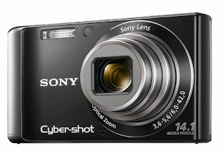 Sony Cybershot W370- cheap price and long zoom