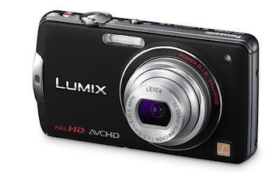 Panasonic Lumix DMC-FX700-Top 5 sensor compact camera