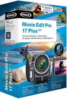 Magix Movie Edit Pro 17: first 3D and HD video editing software