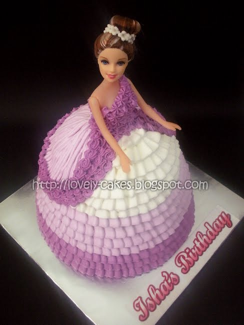 Doll Cake Ideas On Pinterest Doll Cakes Rapunzel Cake