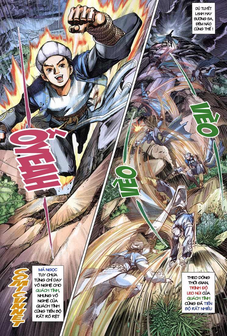 Anh Hùng Xạ Điêu anh hùng xạ đêu chap 4 trang 10