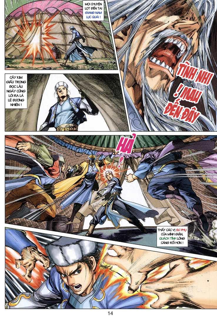 Anh Hùng Xạ Điêu anh hùng xạ đêu chap 4 trang 14