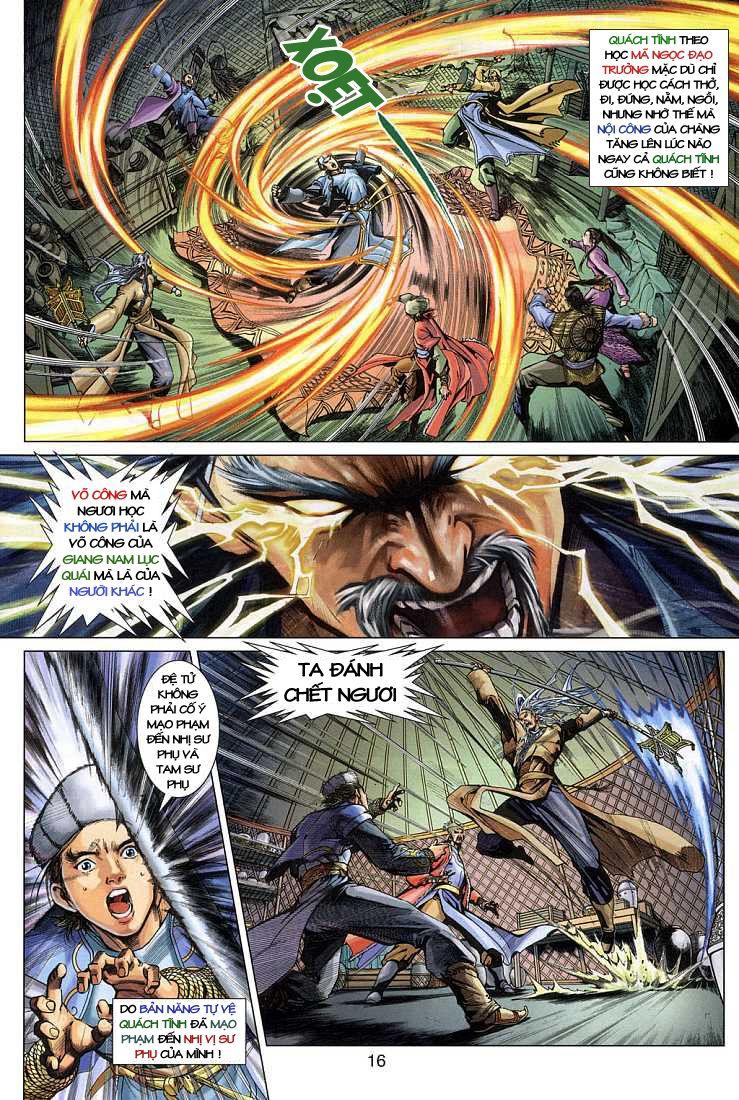 Anh Hùng Xạ Điêu anh hùng xạ đêu chap 4 trang 16