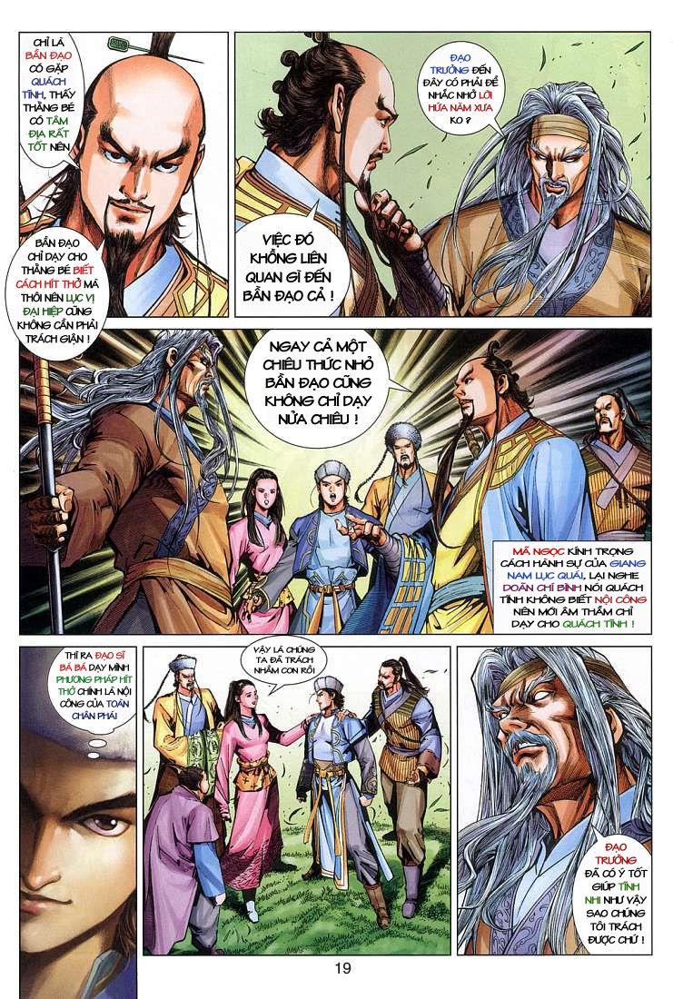 Anh Hùng Xạ Điêu anh hùng xạ đêu chap 4 trang 19
