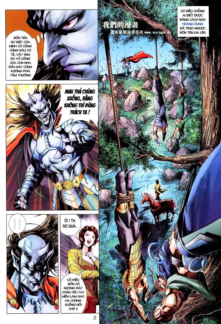 Anh Hùng Xạ Điêu anh hùng xạ đêu chap 6 trang 2
