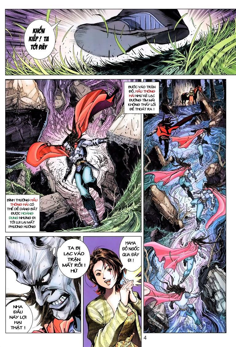 Anh Hùng Xạ Điêu anh hùng xạ đêu chap 6 trang 4