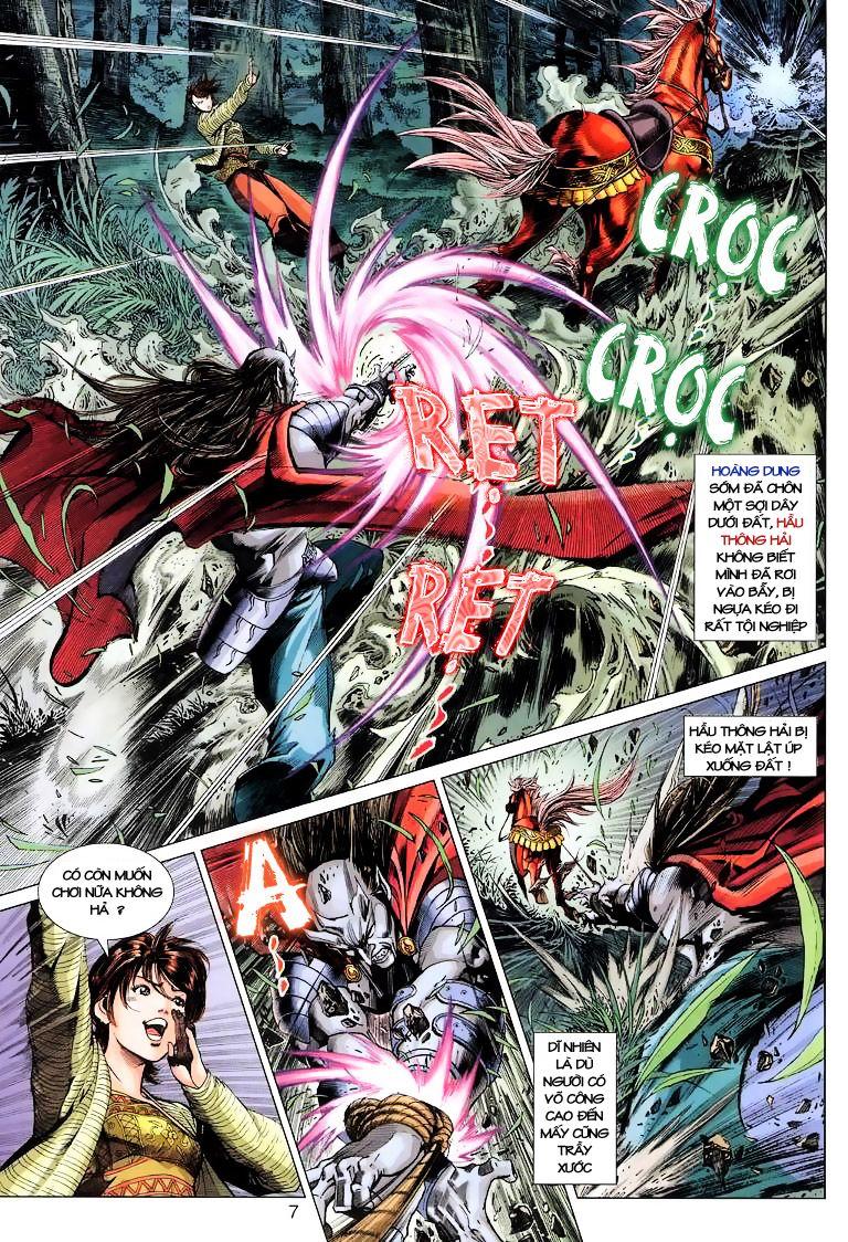 Anh Hùng Xạ Điêu anh hùng xạ đêu chap 6 trang 7