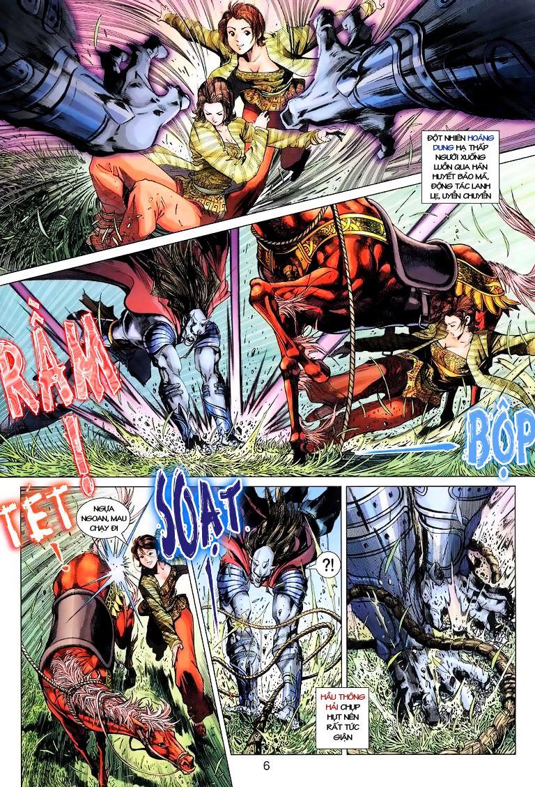 Anh Hùng Xạ Điêu anh hùng xạ đêu chap 6 trang 6
