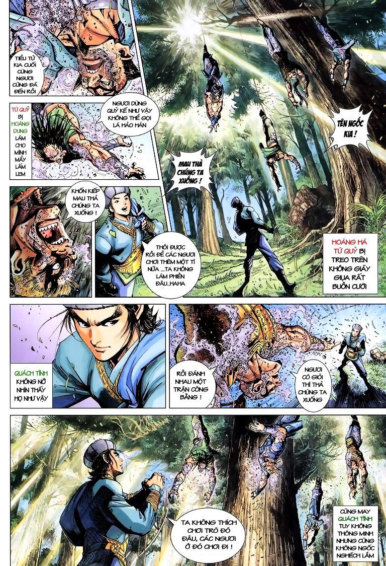 Anh Hùng Xạ Điêu anh hùng xạ đêu chap 6 trang 10