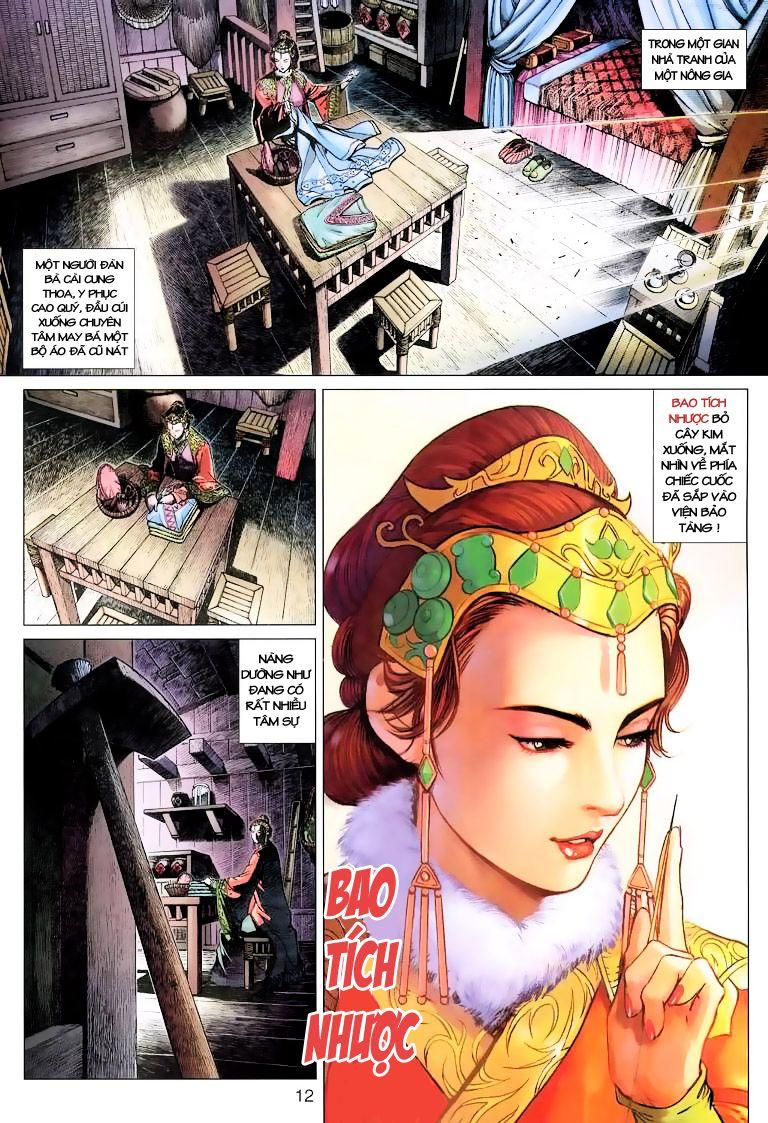 Anh Hùng Xạ Điêu anh hùng xạ đêu chap 6 trang 12