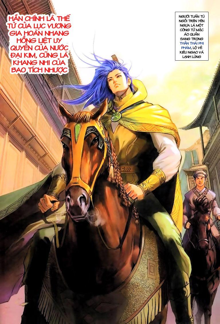 Anh Hùng Xạ Điêu anh hùng xạ đêu chap 6 trang 16