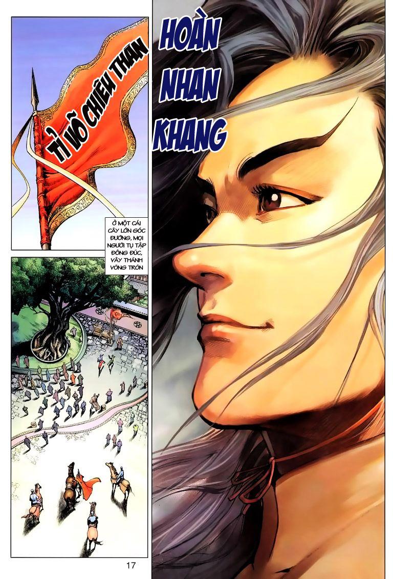Anh Hùng Xạ Điêu anh hùng xạ đêu chap 6 trang 17