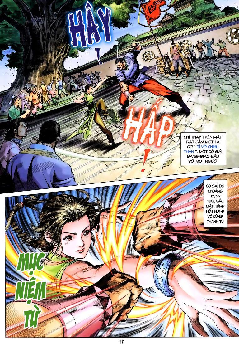 Anh Hùng Xạ Điêu anh hùng xạ đêu chap 6 trang 18