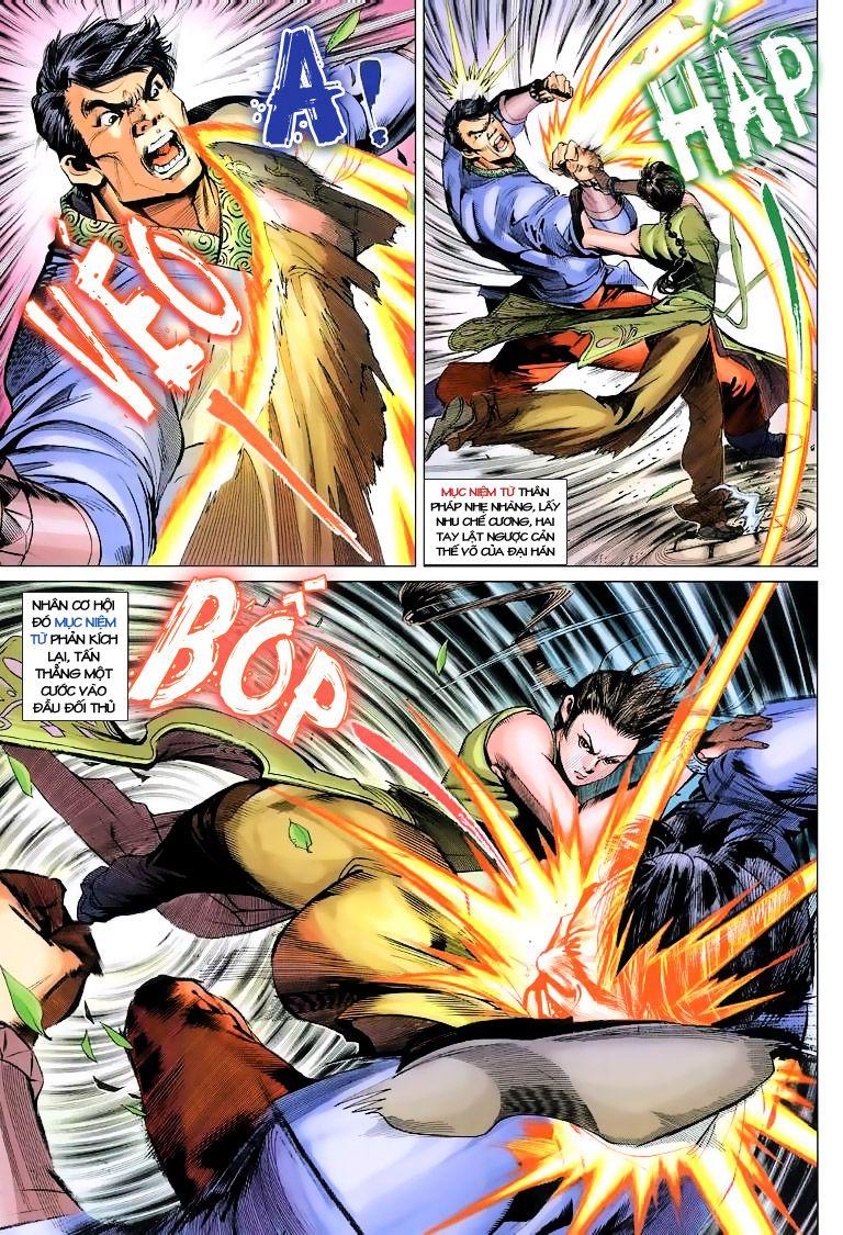 Anh Hùng Xạ Điêu anh hùng xạ đêu chap 6 trang 19